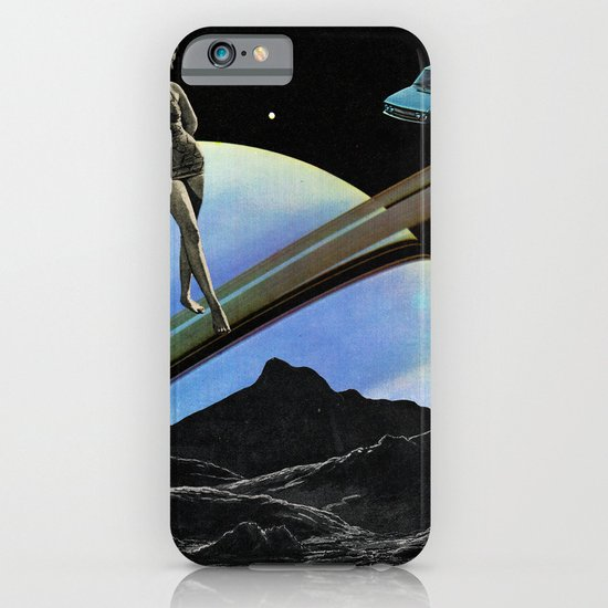 I can't see you. I'm dead iPhone & iPod Case