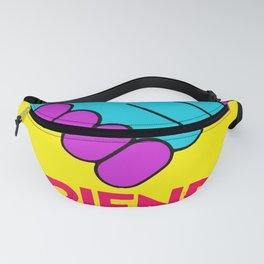 Friends Acroos The Barricade Fanny Pack