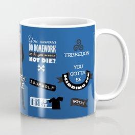 Derek Hale Quotes Teen Wolf Coffee Mug