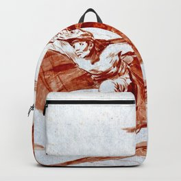 "Francisco Goya ""Ways of Flying"" Backpack"