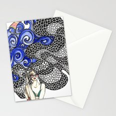 Copacabana Girl Stationery Cards