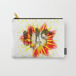 Comic Blast Carry-All Pouch