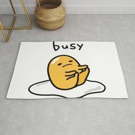 Gudetama Busy Rug