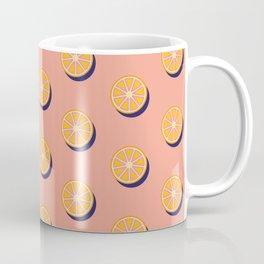 Summer Grapefruit Coffee Mug