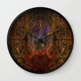 """Solar Sensation """"Walk of Life"""" Wall Clock"""