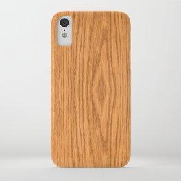 Wood Grain 4 iPhone Case