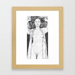 Dead Sea Framed Art Print