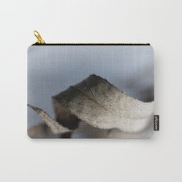 Curled Elegance... Carry-All Pouch