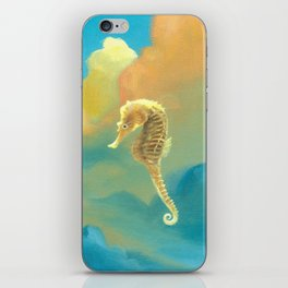 Sea Horses iPhone Skin