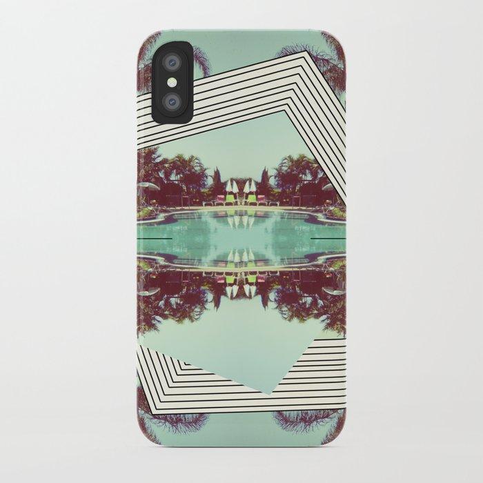 Tropics Trip iPhone Case