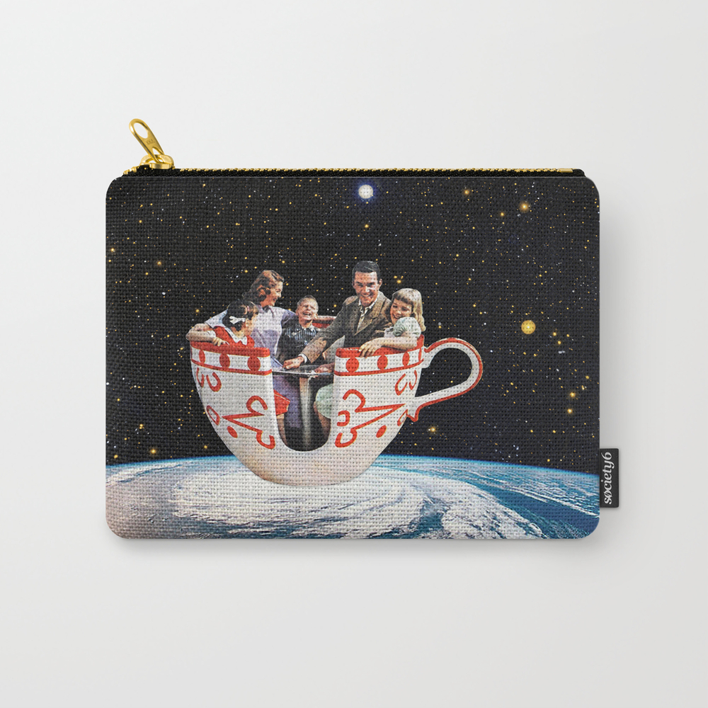 Storm In A Cup Carry-all Pouch by Eugenialoli CAP2811735