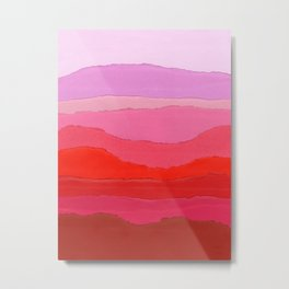 Colores III Metal Print