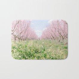 Peach Orchard 4 Bath Mat