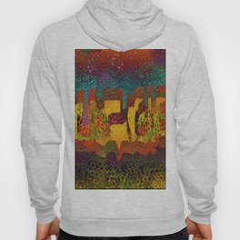 1732 Abstract Thought Hoody