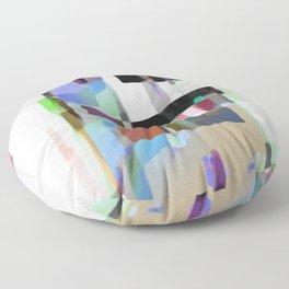 Echoing Platform Floor Pillow