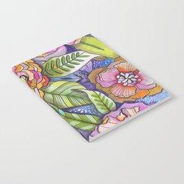 Purple Dream Notebook