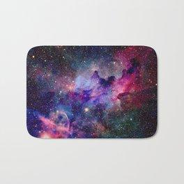 Galaxy Universe Stars Bath Mat
