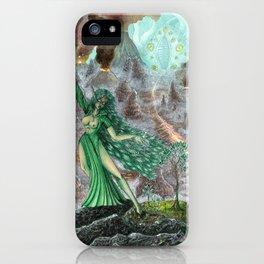 Bringer of Life iPhone Case