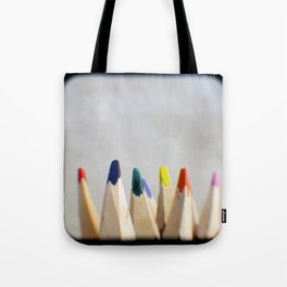 Pencils Photograph Tote Bag