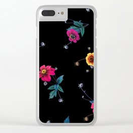 The Kew Garden Float Clear iPhone Case
