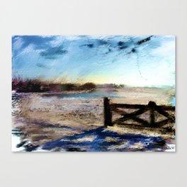 Brabant Wall Canvas Print