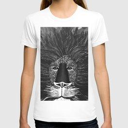 The Lion - B/W T-shirt