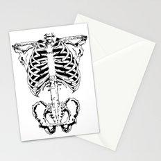 Skeleton #1 Stationery Cards