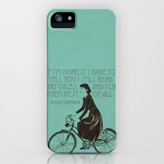 Audrey always knows what to say. Slim Case iPhone (5, 5s)