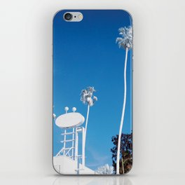 White Palm iPhone Skin