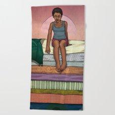 & The Pea Beach Towel
