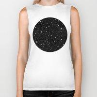 constellations Biker Tanks featuring Constellations by Rachel Buske