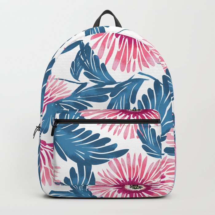 Gerbera Bloom Backpack