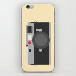 Leica iPhone Skin