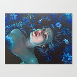 Nightmares Canvas Print