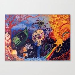 """Voyage into Infinity"" Canvas Print"