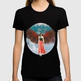 Lady of the Clouds T-shirt