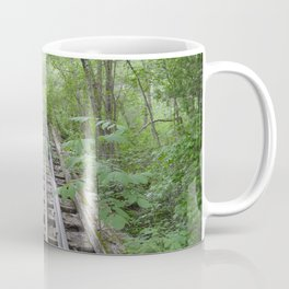 Train to Nowhere Coffee Mug