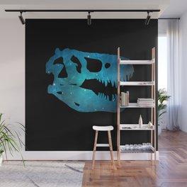 T-Rex Skull Wall Mural