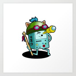 B-eemo Art Print