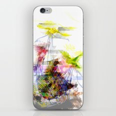 Flying Home (Glitch Remix) iPhone & iPod Skin