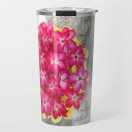 The floweress Travel Mug