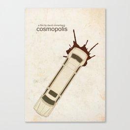 Cosmopolis Canvas Print