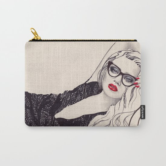 Million Dollar Baby Carry-All Pouch