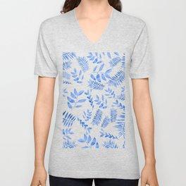 Blue Botanicals Unisex V-Neck