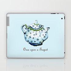 Once Upon A Teapot Laptop & iPad Skin