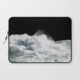 Water Photography   Wild Rapids   Waves   Ocean   Sea Minimalism Laptop Sleeve