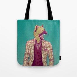 Elwood the Hyena Tote Bag