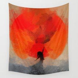 umbrellaliensunshine: atomicherry spring! Wall Tapestry