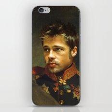 Brad Pitt - replaceface iPhone Skin