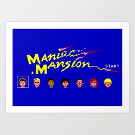 Ready for the Edisons! Art Print